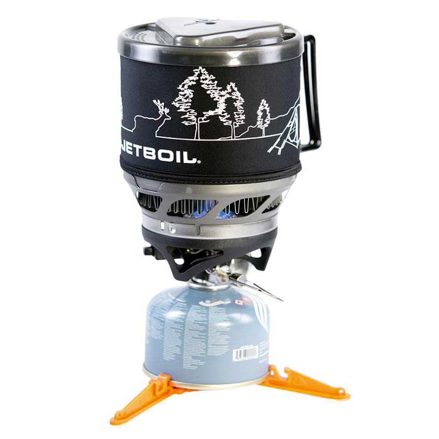 Jetboil Minimo with Line Art