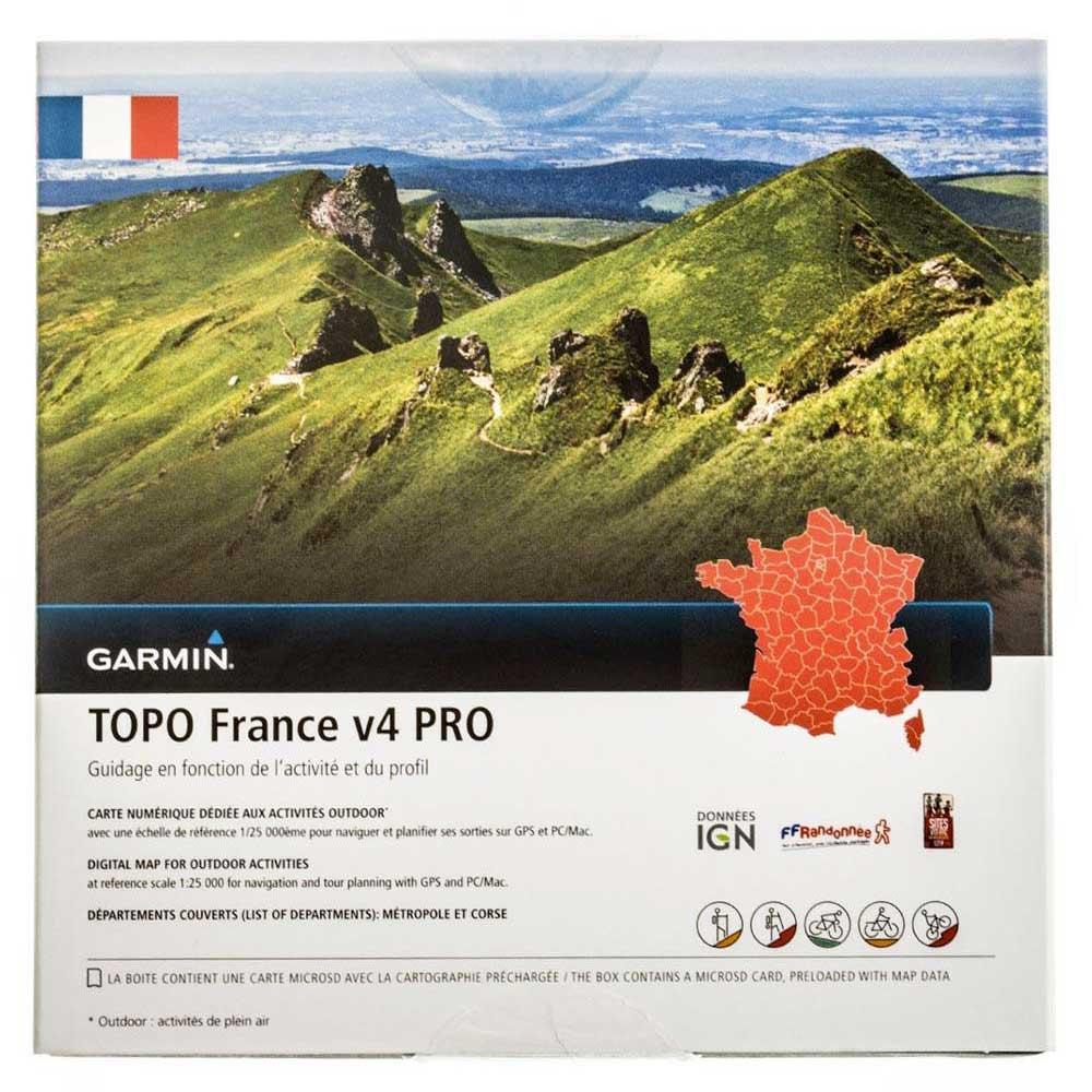 carte topo france v4 Garmin Topo France V4 Pro Activerouting Microsd/Sd , Trekkinn