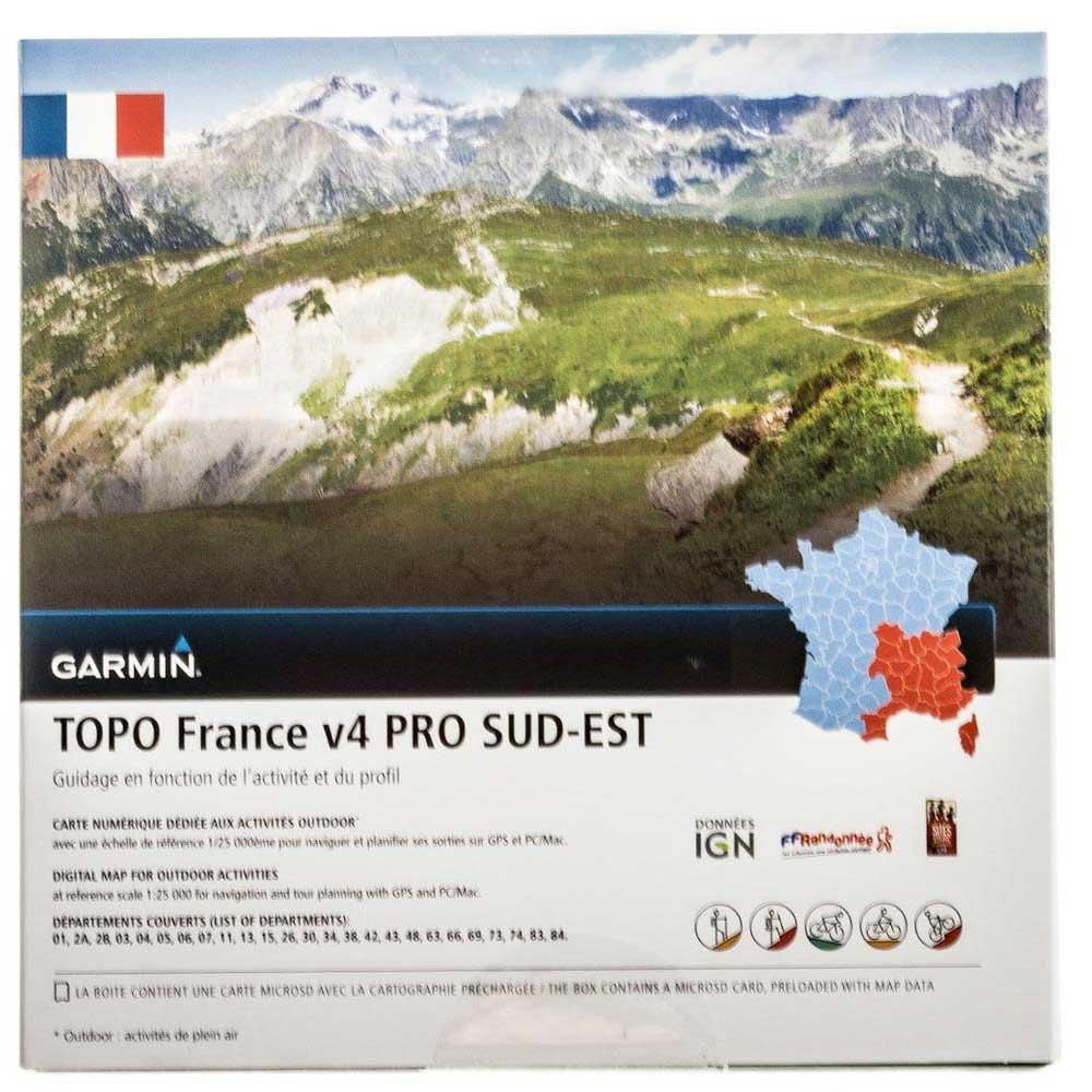 carte topo france v4 Garmin Topo France V4 Pro Sur Este Activerouting Microsd/Sd , Trekkinn