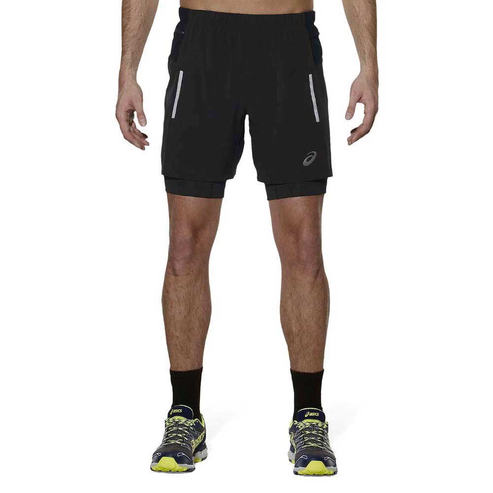 Asics FujiTrail 2 In 1 Short
