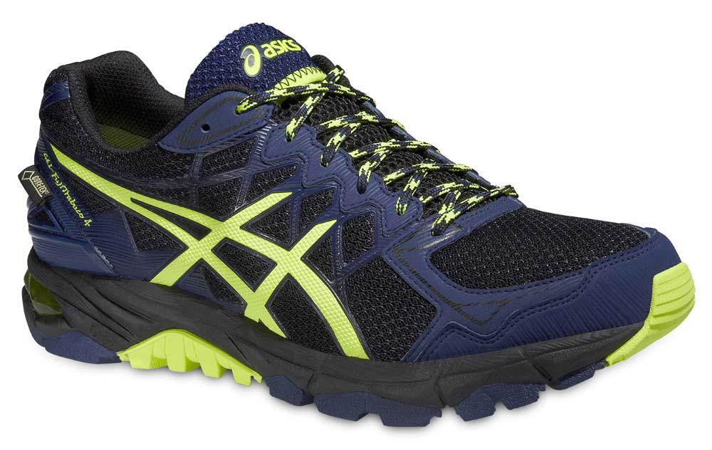 asics gel fuji trabuco 4 gtx buy and offers on trekkinn. Black Bedroom Furniture Sets. Home Design Ideas