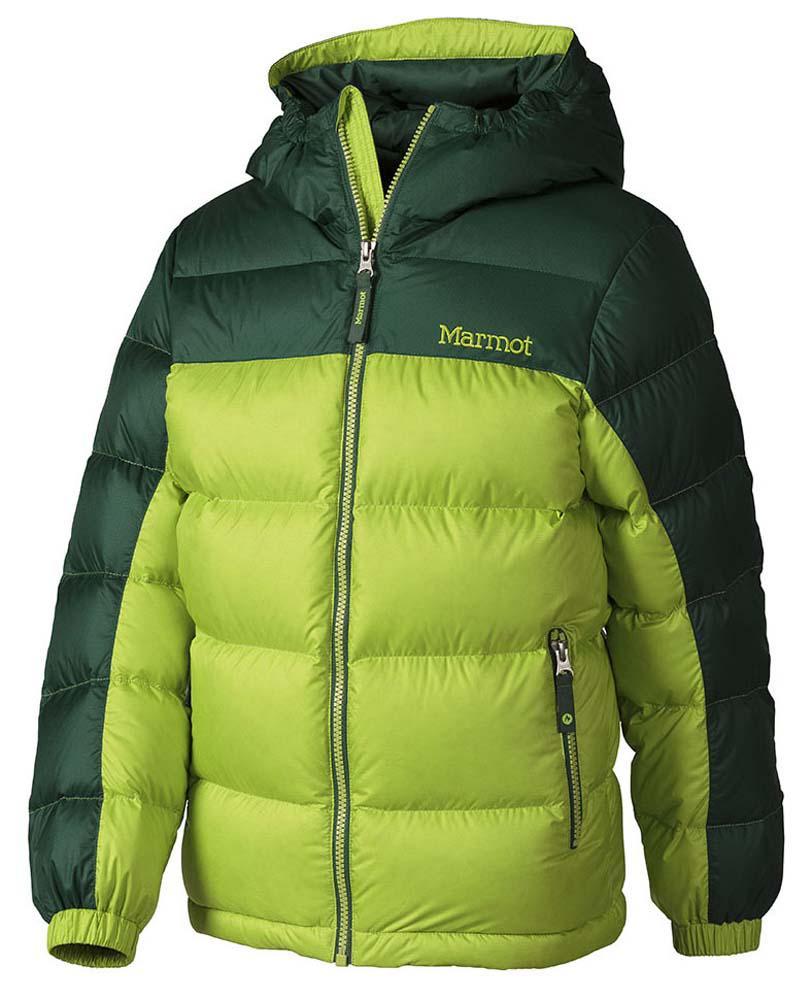 8d62583c3 Marmot Guides Down Hoody Boys buy and offers on Trekkinn