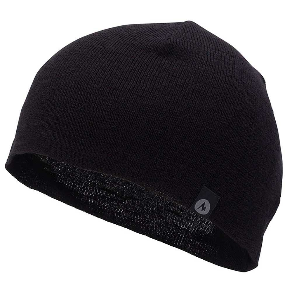 Marmot Lightweight Merino Beanie Black 621dec0cd26