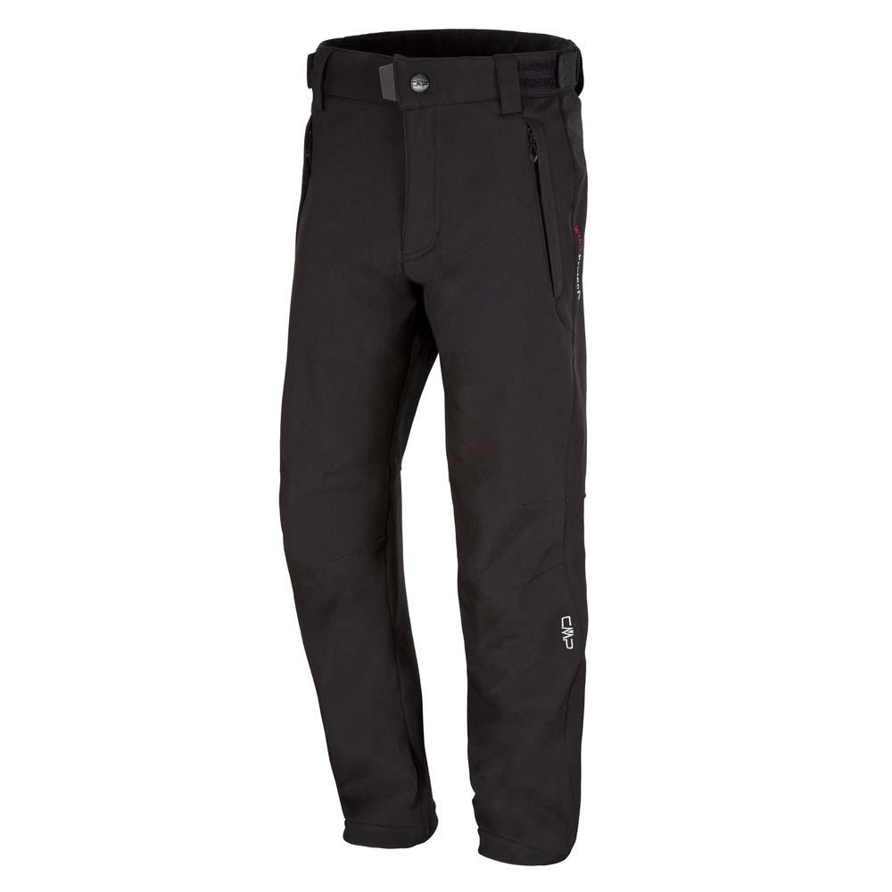 Cmp Softshell Pants Windproof Boys