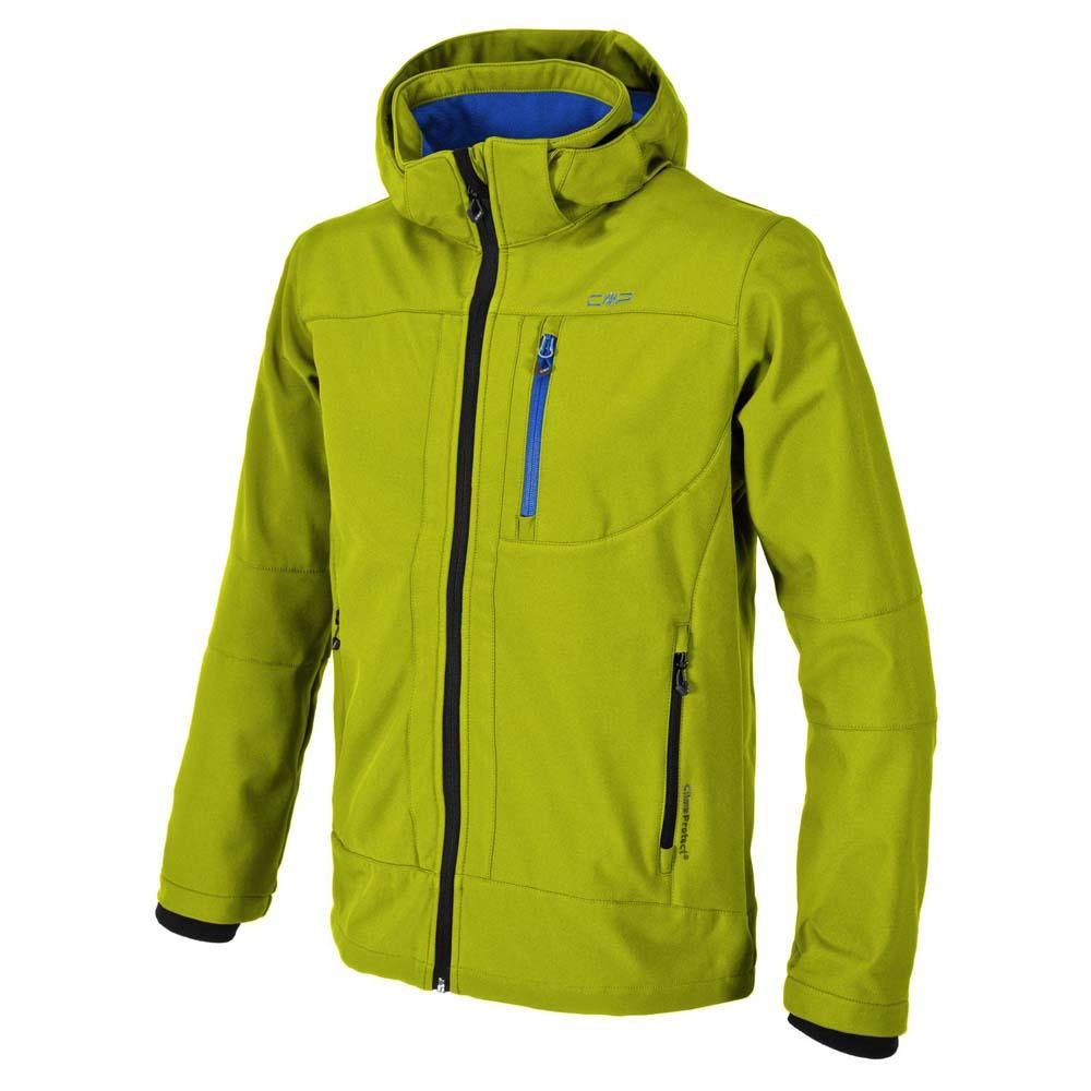 Cmp Softshell Jacket Zip Hood