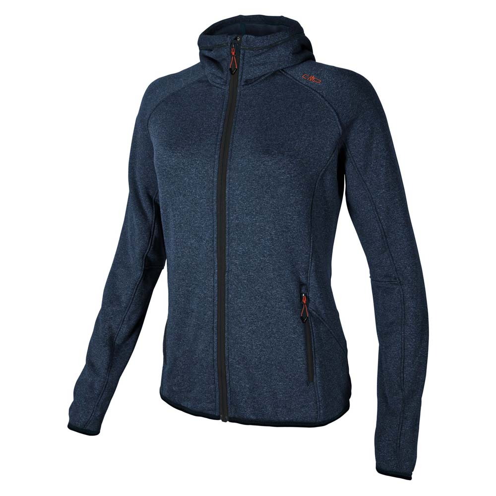 Cmp Fleece Jacket Fix Hood
