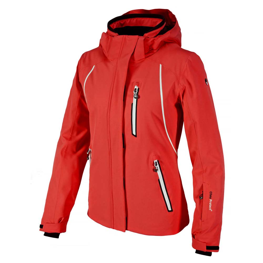 Cmp Ski Stretch Zip Hood