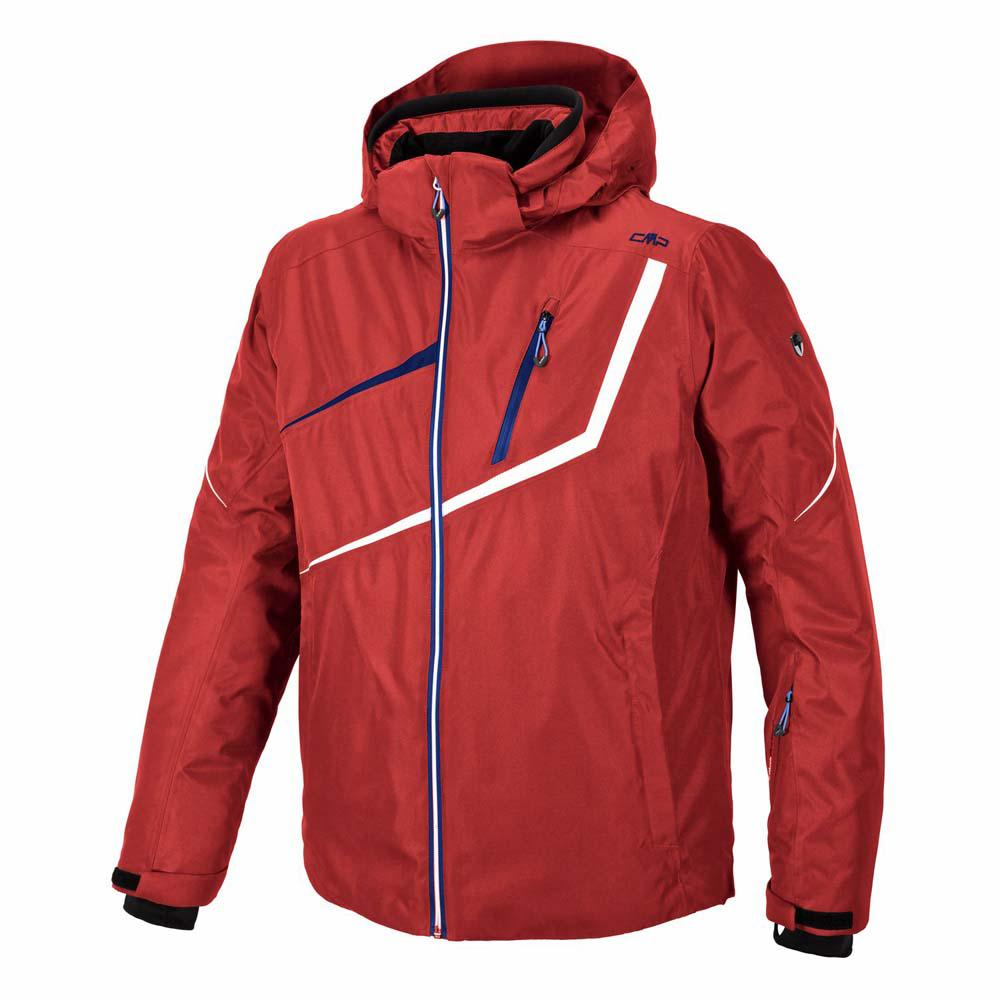 Cmp Ski Jacket Zip Hood / B-co Olimpico