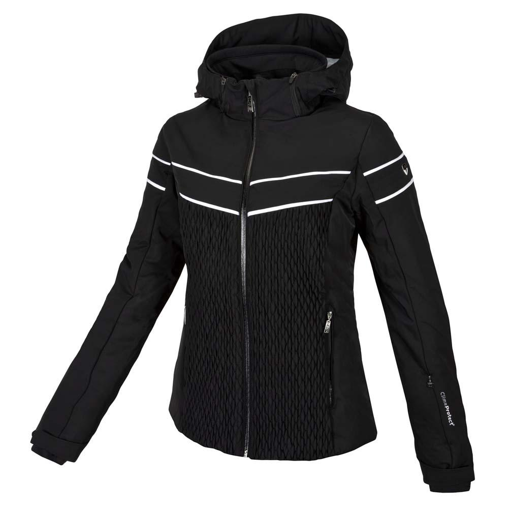 Cmp Ski Jacket Sretch Zip Hood