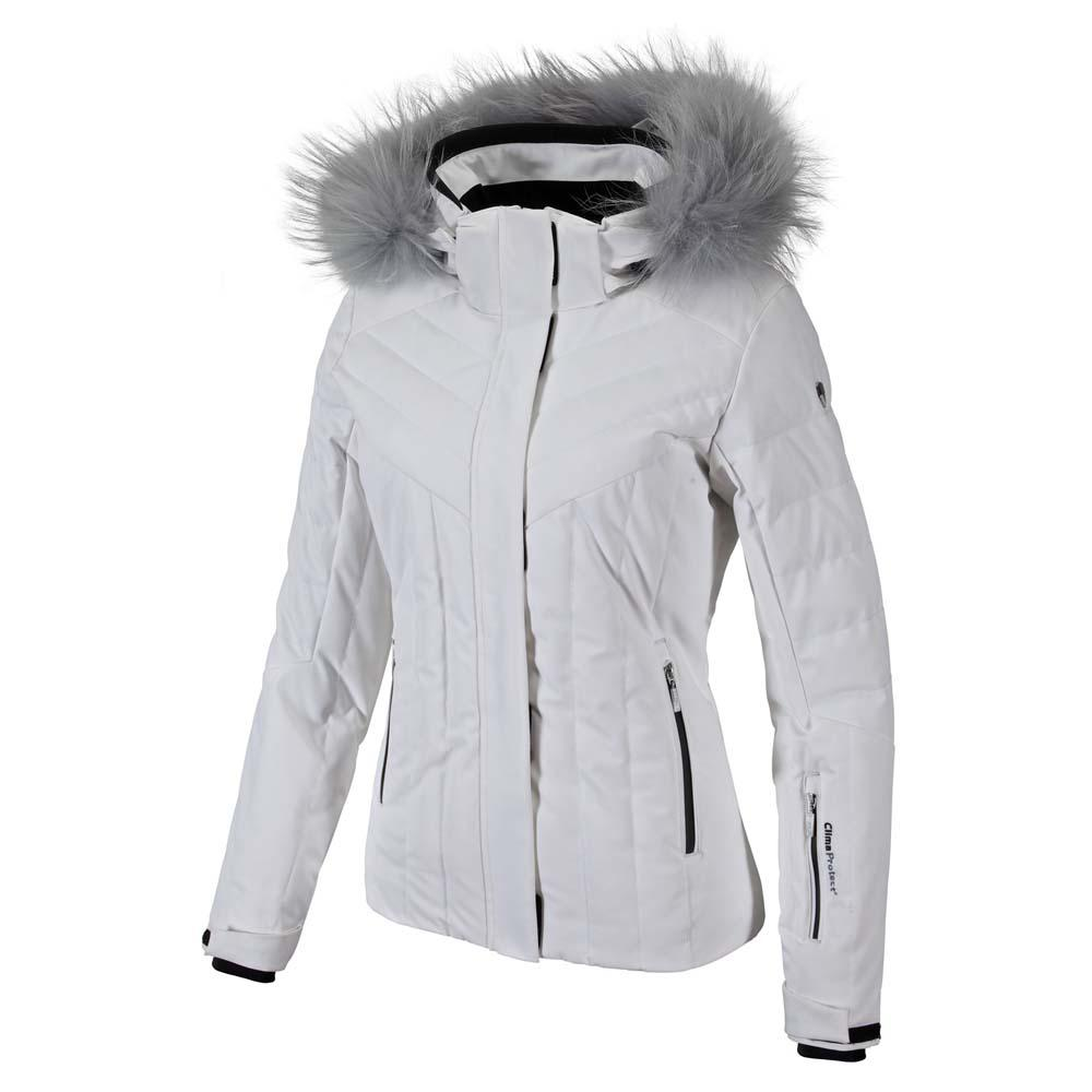 Cmp Ski Down Stretch Jacket Zip Hood Buy And Offers On