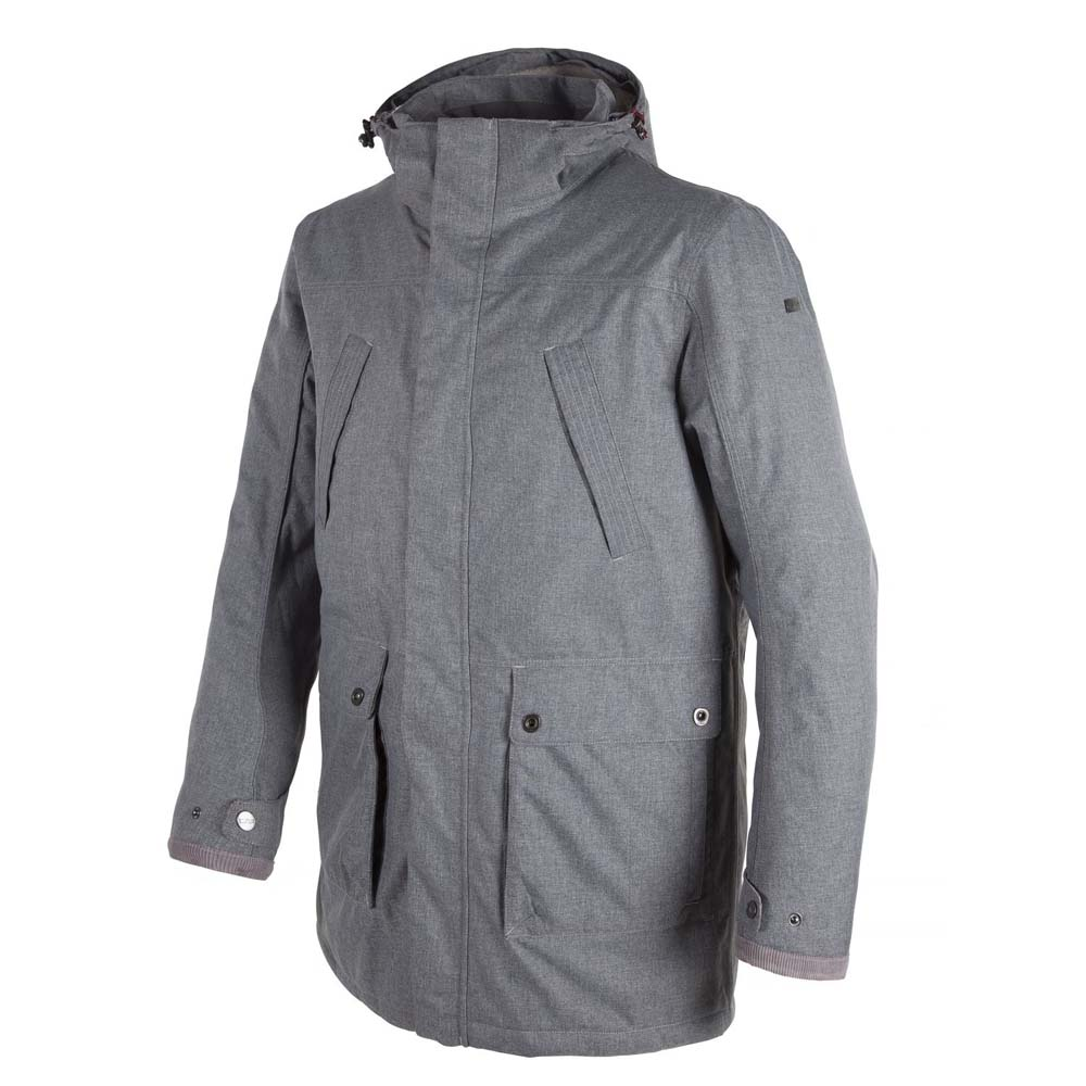 CMP Long Jacket Zip Hood