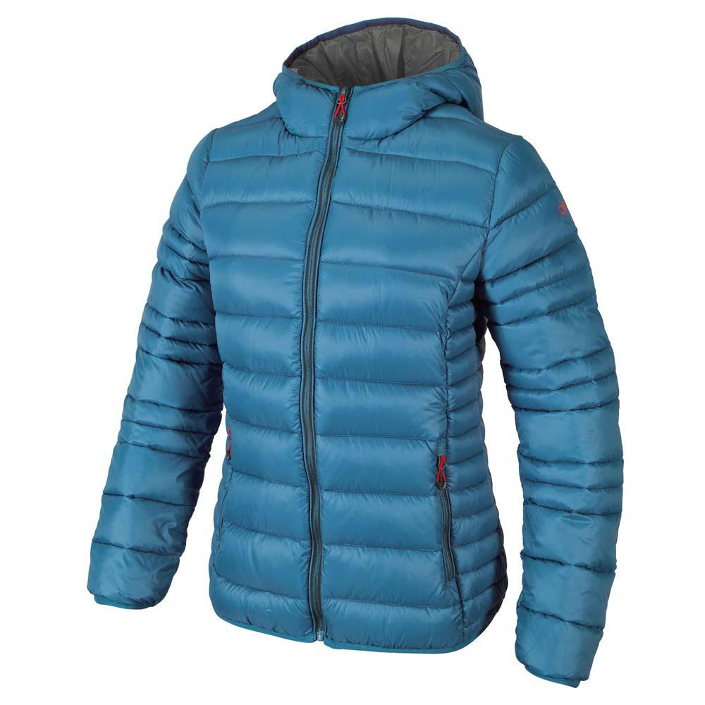 Cmp Down Jacket Fix Hood Girls