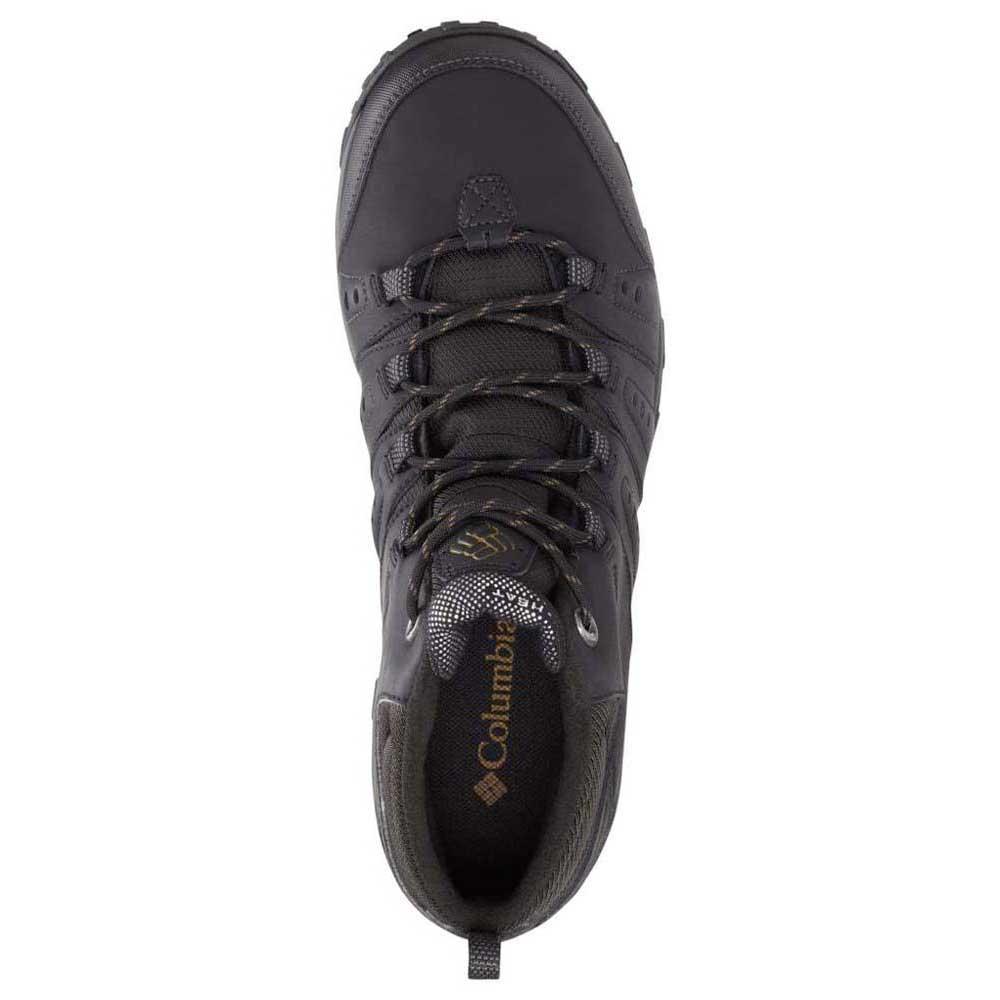 Columbia Woodburn II Waterproof Mens Low Rise Hiking Shoes