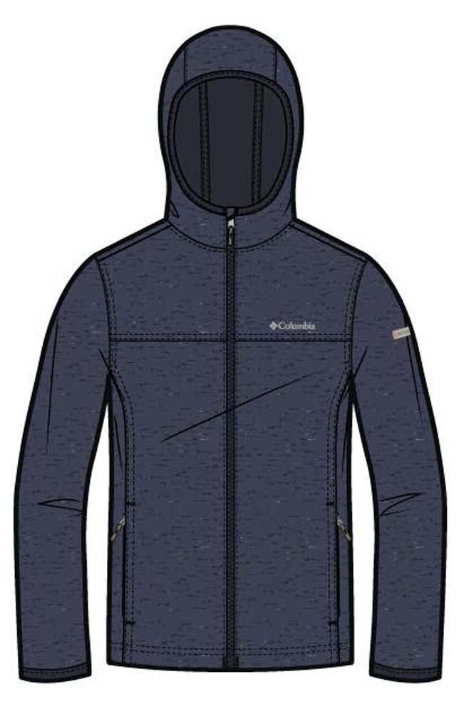 Columbia Canyons Bend Full Zip Fleece