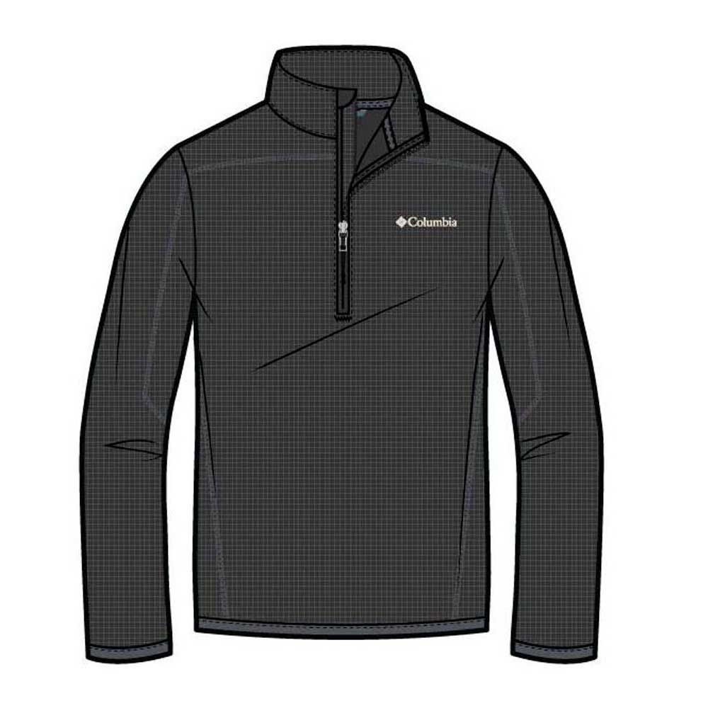 Columbia Trails Edge Half Zip Fleece