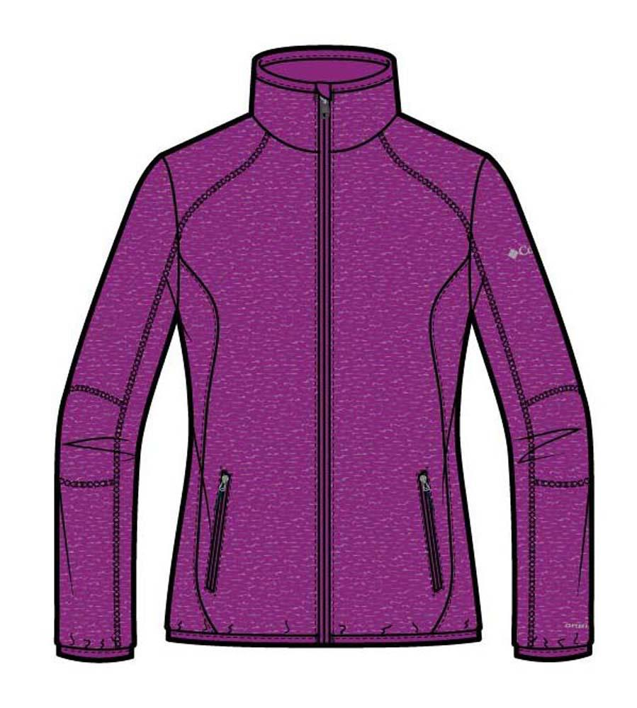 COLUMBIA Altitude Aspect II Full Zip BIg