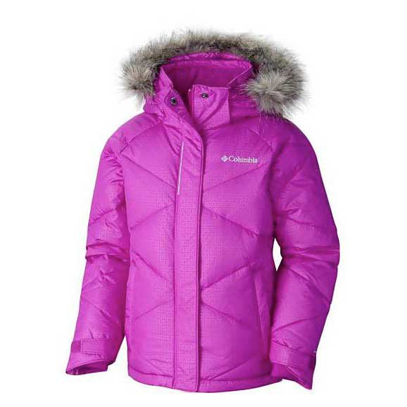 Columbia Mini Lay D Down Puffer Girls