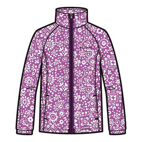 Columbia Benton Springs II Printed Fleece FoxGloves Paisley Print Girls