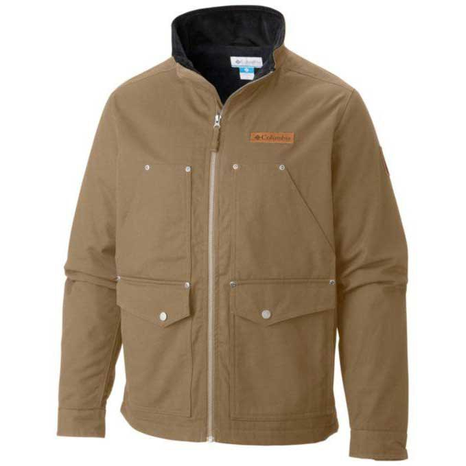 Columbia Mens Loma Vista Fleece-Lined Jacket
