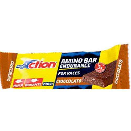Pro action Amino Bar Chocolate 40gr