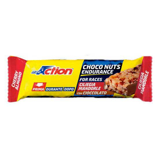Pro action Choco Nuts Cherry Almond 25gr