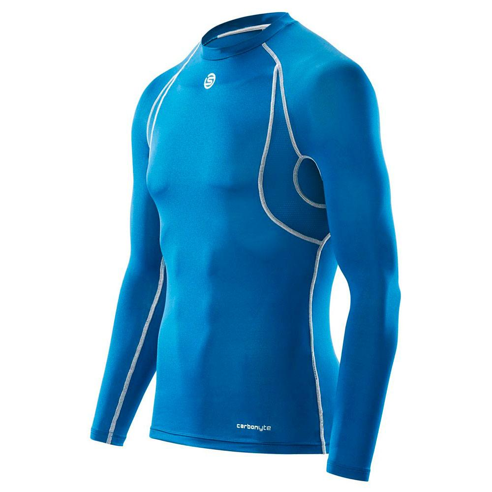Skins Carbonyte Thermal Top L/s Round Neck