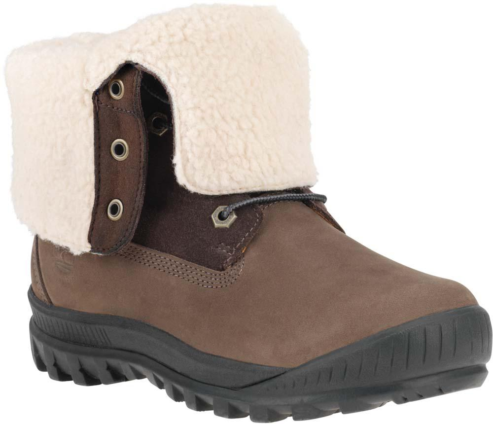 Timberland Woodhaven Fleece Roll Down Wp Insulated