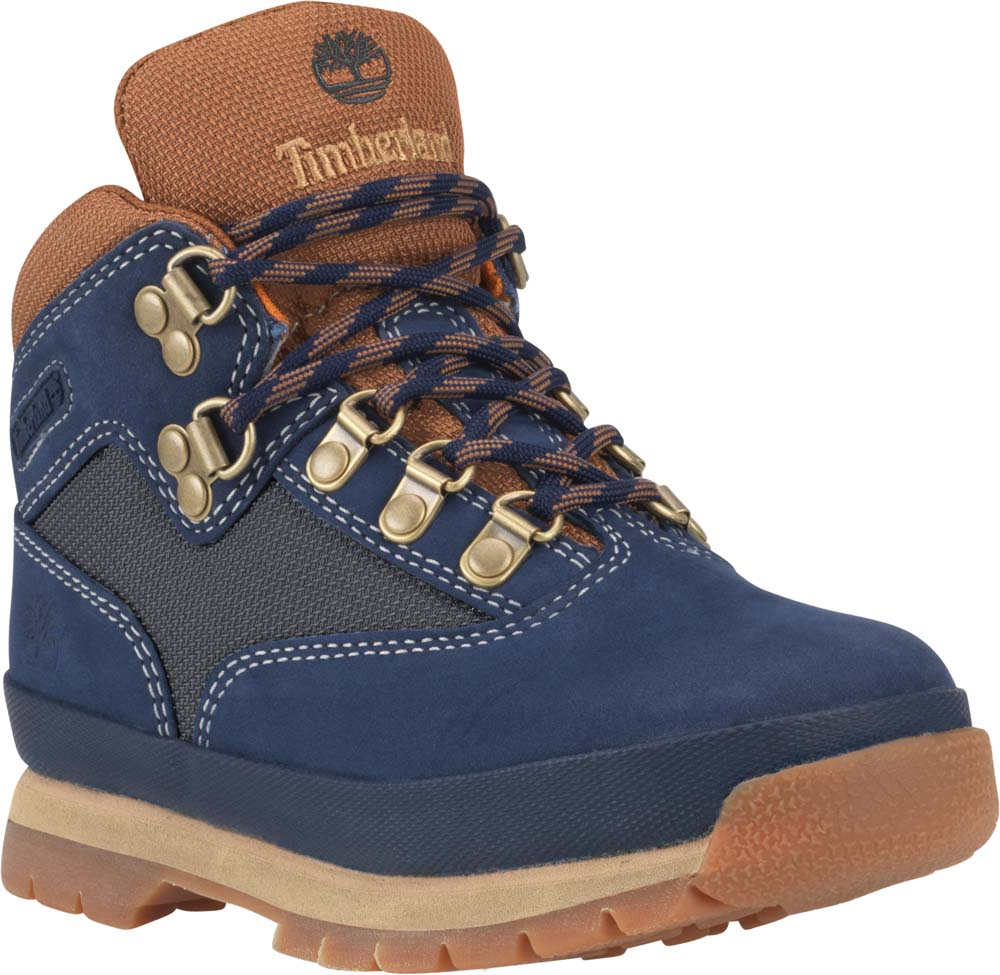 Timberland Euro Hiker Leather Nubuck Toddler