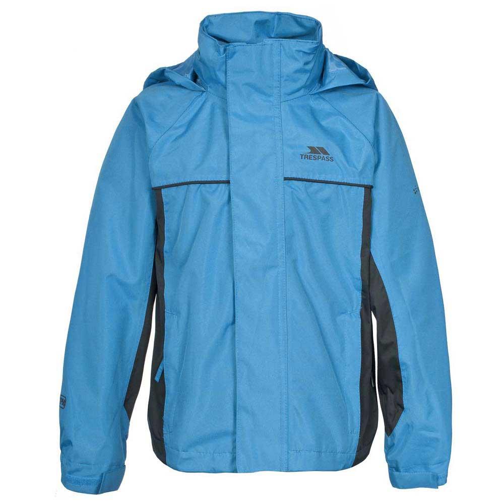 4580da3ce Trespass Mooki Rainwear Boys Blue buy and offers on Trekkinn