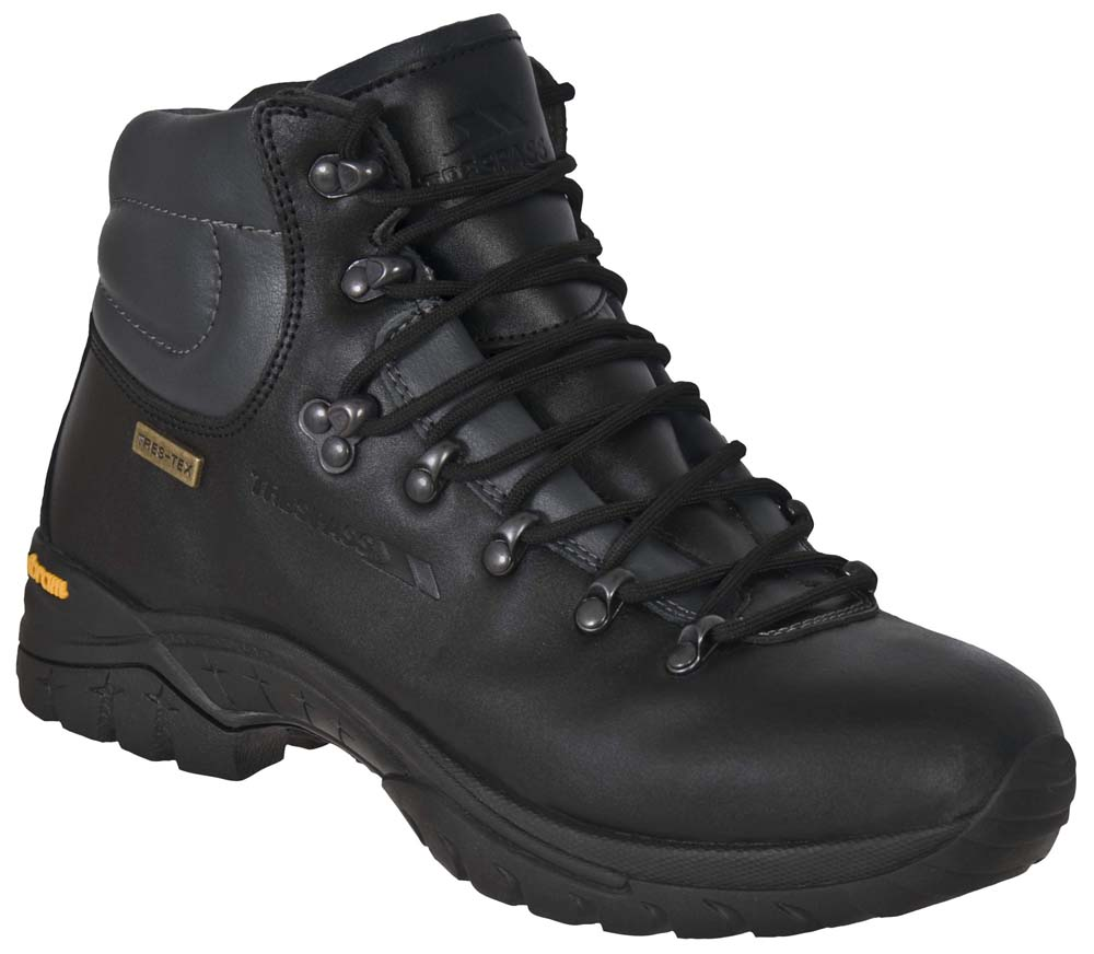 Trespass Walker Leather Walking Boot Youth