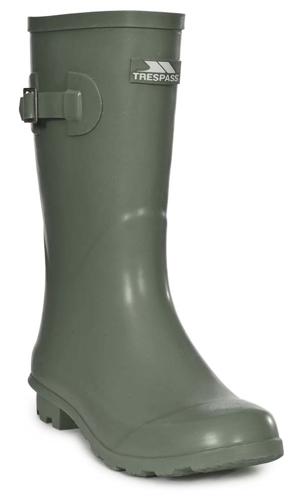 Trespass Wells Mid Cut Welly