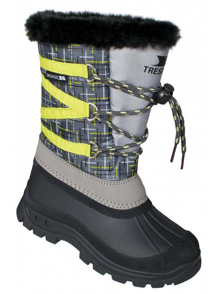 Trespass Finbar Snowboot Boys