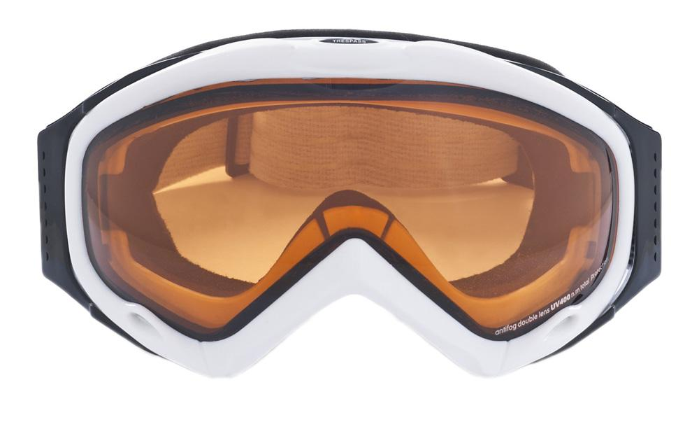 Trespass Diligent Double Lens Goggle