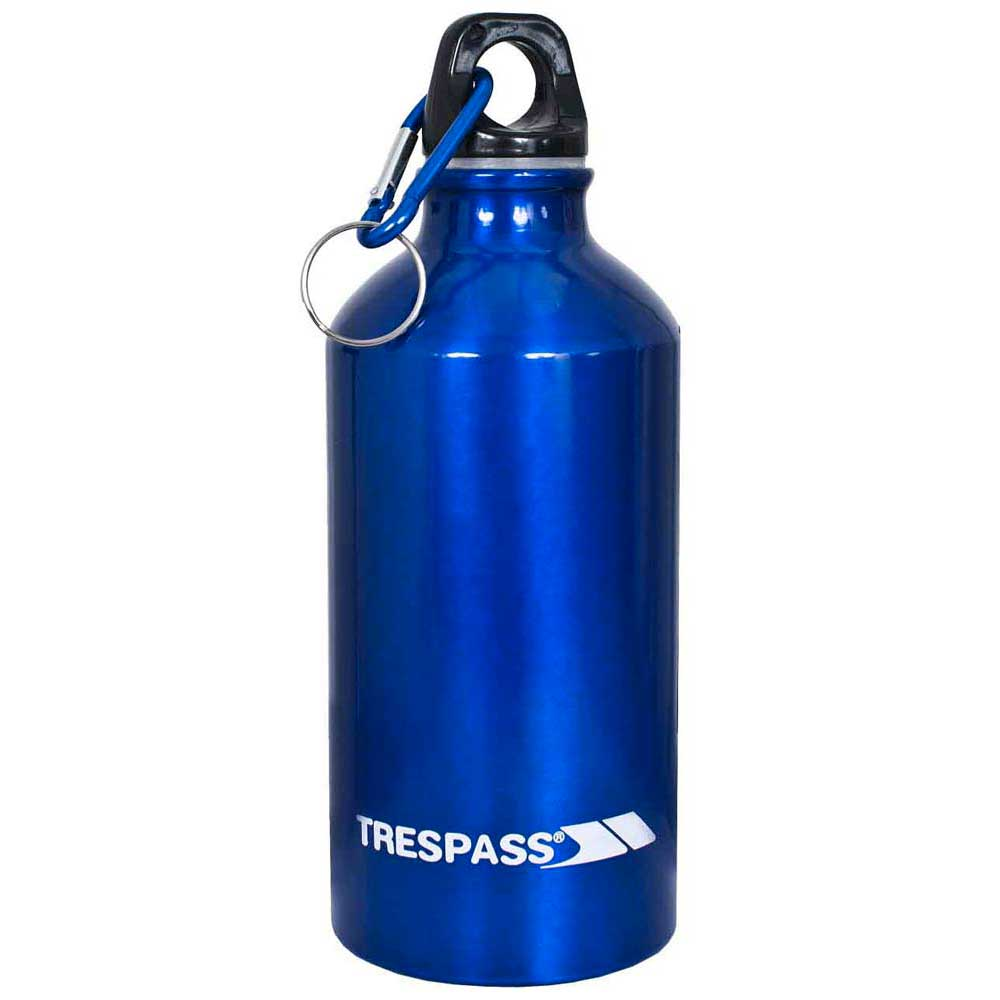 Bouteilles Trespass Swig Sports Bottle With Carabineer 500ml