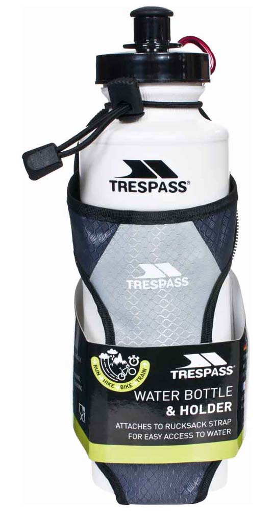 Trespass Caddi Bottle Holder With Bottle