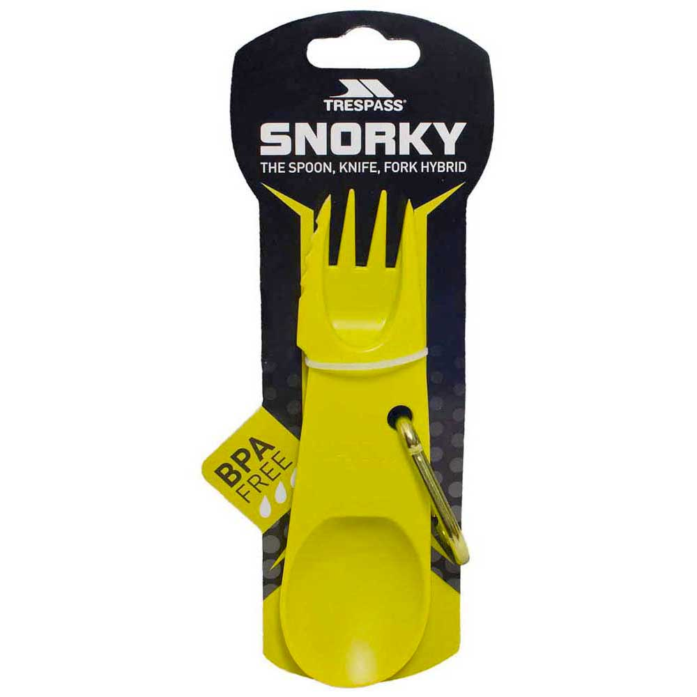 Trespass Snorky 3 In 1 Cutlery