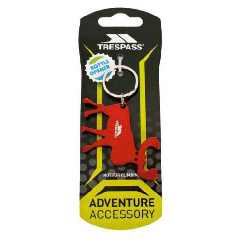 Trespass Vamoose Keyring & Bottle Opener