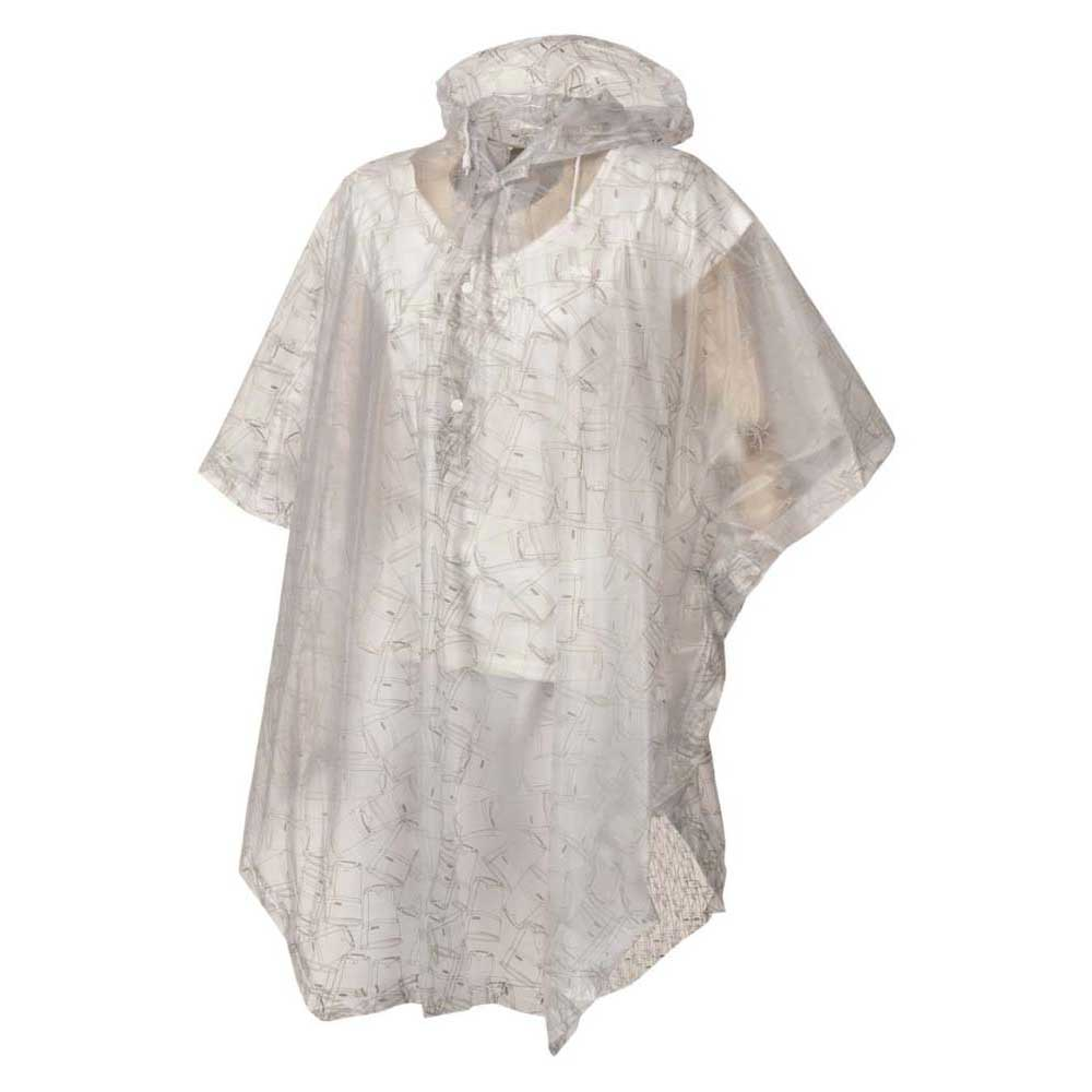 Trespass Festival Packaway Poncho