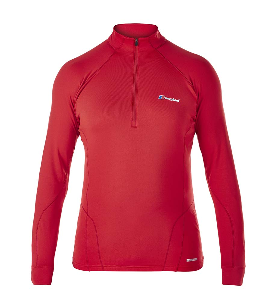Berghaus Thermal Base L/S Zip Neck