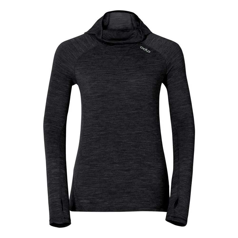 Odlo Shirt L/S With Facemask Revolution Tw Wa