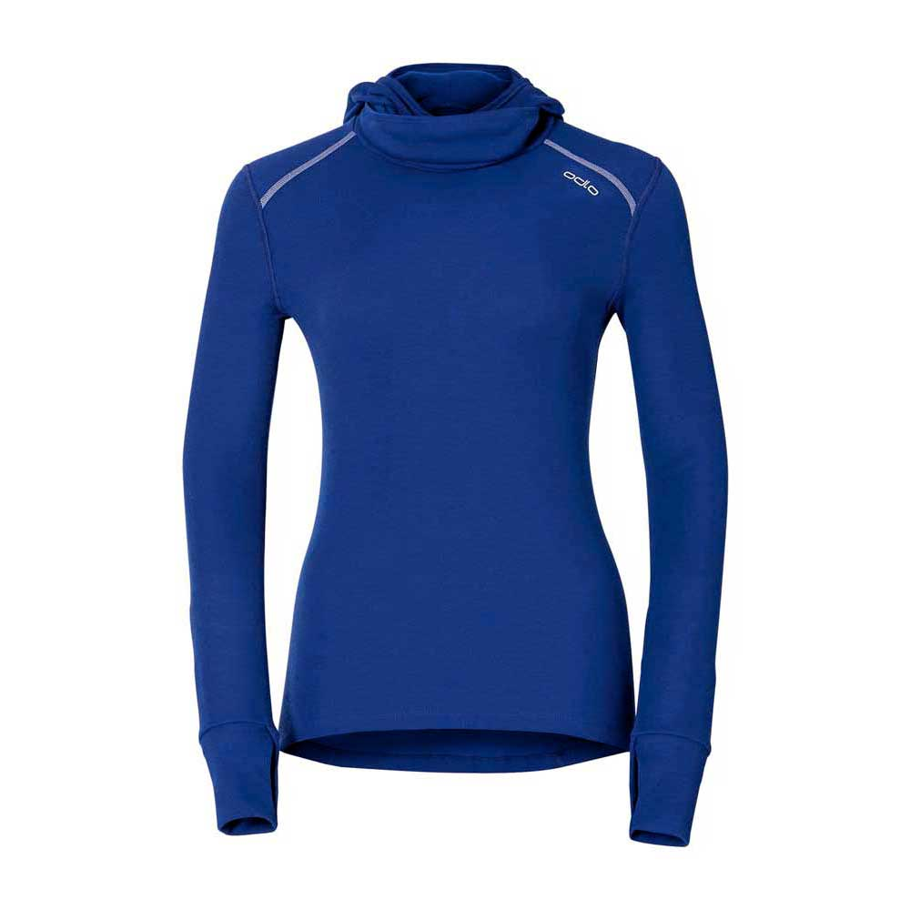 Odlo Shirt L/S Crew Neck With Facemask Warm