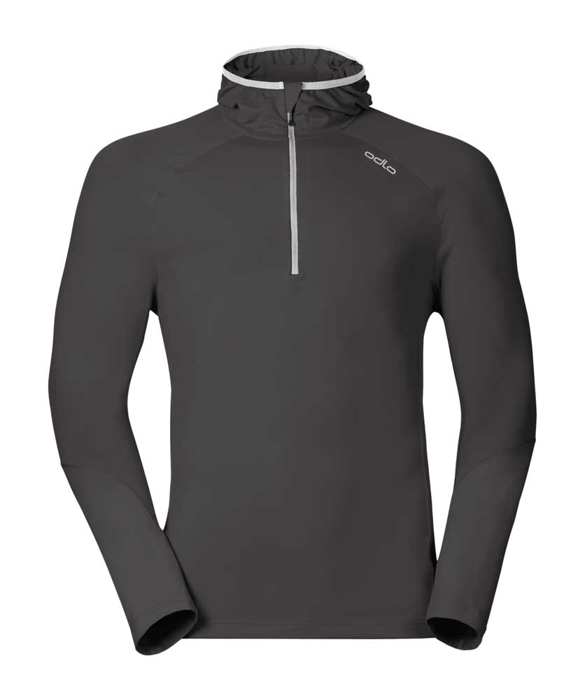 Odlo Hoody Midlayer 1/2 Zip Sillian