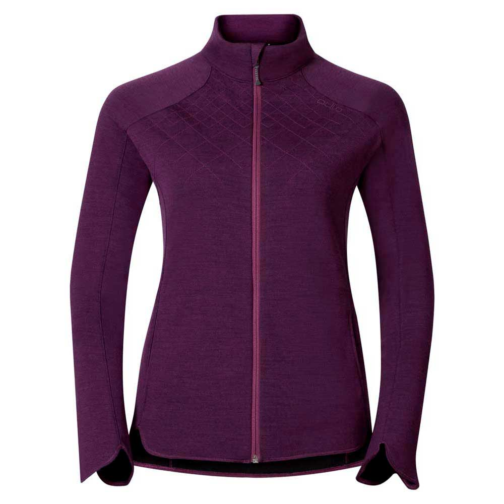 Odlo Midlayer Full Zip Stuff