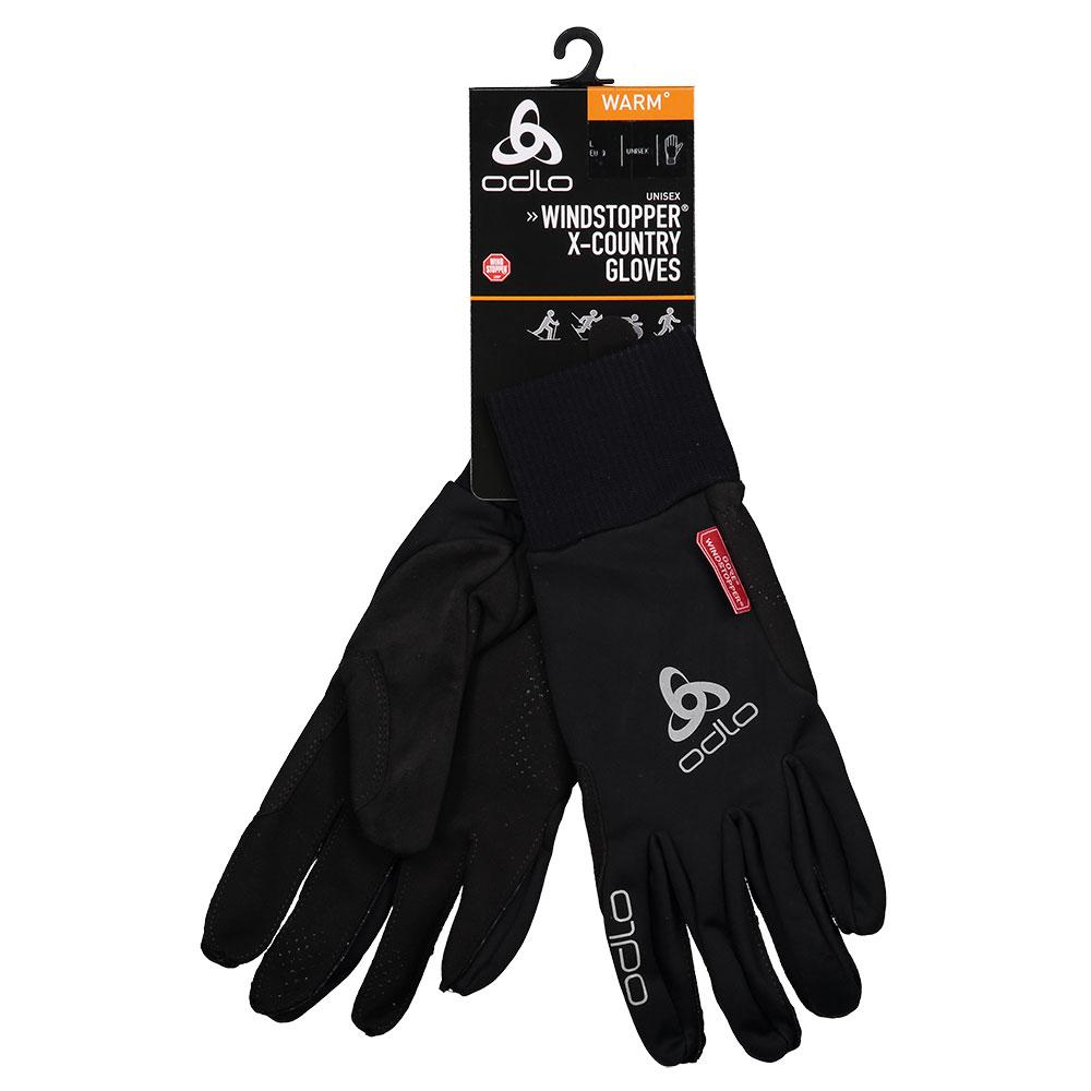 Odlo Gloves Windstopper Classic Warm Xc