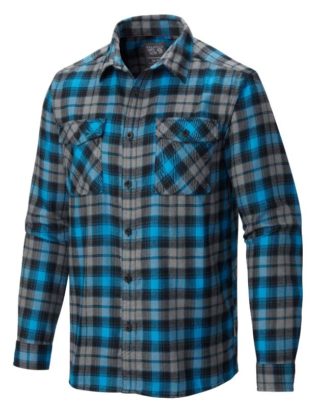 Mountain hard wear Trekkin Flannel Shirt