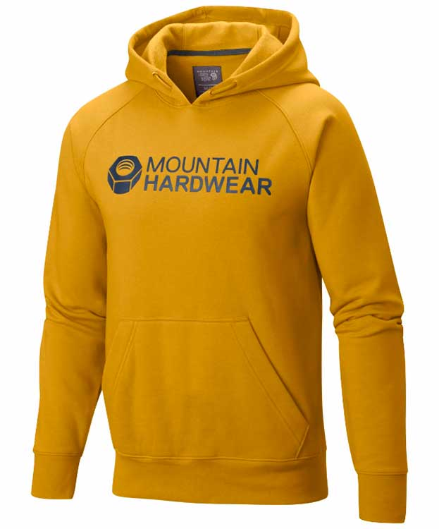Mountain hard wear Logo Graphic Pullover Hoody