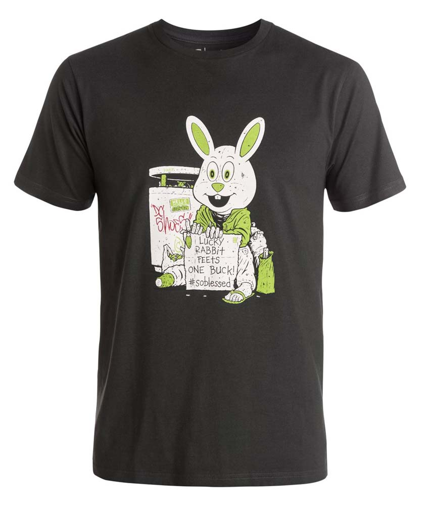 Dc shoes Cliver Bunny S/s Tee