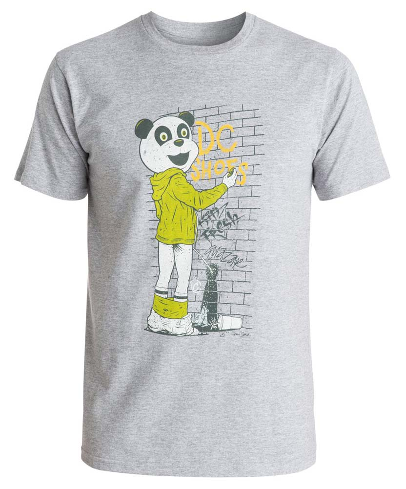DC SHOES Cliver Panda S/s Tee