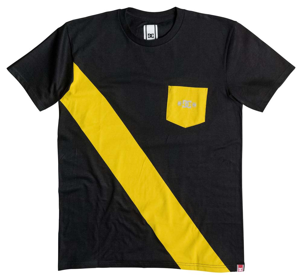 Dc shoes Rd Big Line S/s Tee