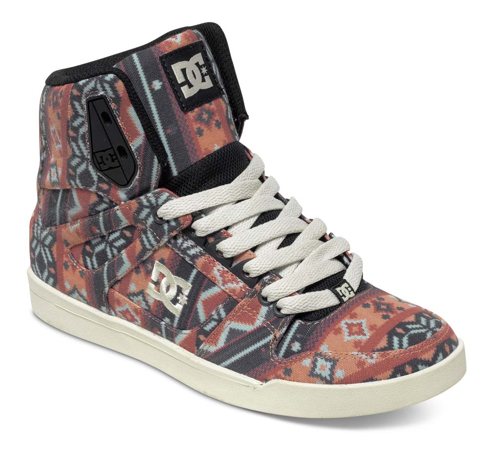 Dc shoes Rebound Slim High Shoe